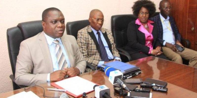 Mesmin Comoé,président de la Mugefci. (Dr)