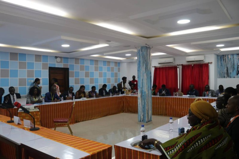 Des chefs d'entreprises réunis à l'occasion de l'assemblée constitutive de Excellence Gie (DR)