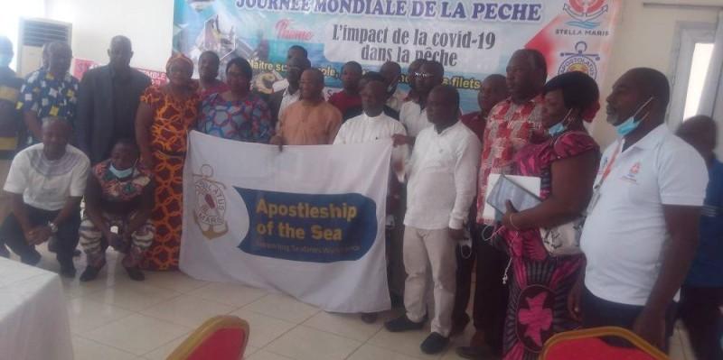 Les acteurs se sont célébrés à l'occasion de la Journée mondiale de la pêche. (DR)