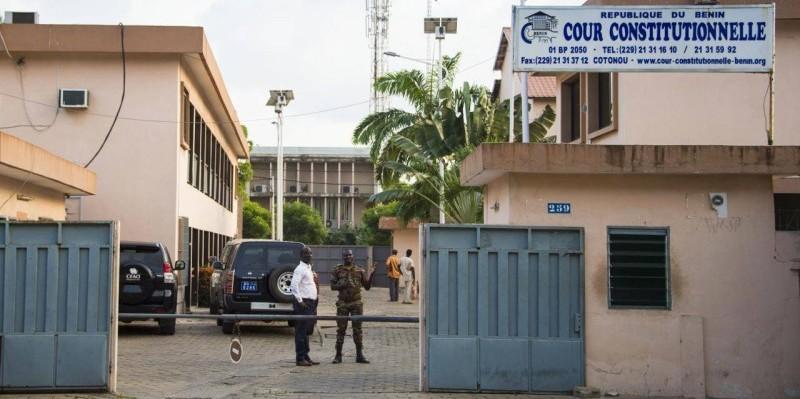 La Cour constitutionnelle du Bénin. (DR)