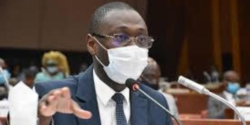 Le ministre Moussa Sanogo (DR)
