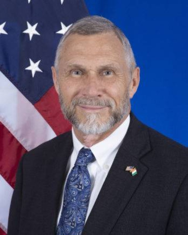 L'ambassadeur des États-Unis en Côte d'Ivoire, Richard Bell (DR)