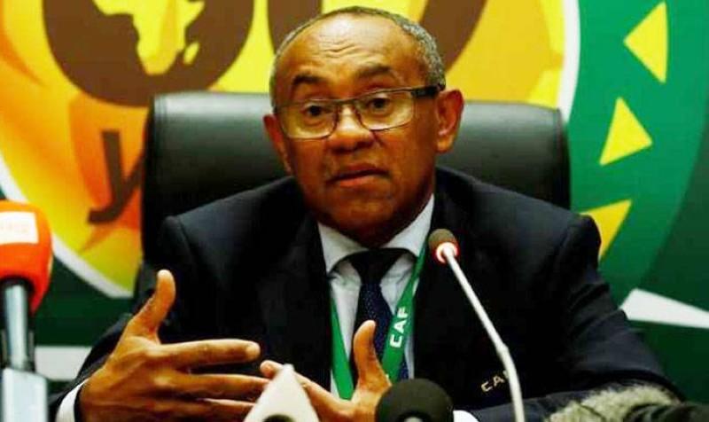 Ahmad Ahmad, président de la CAF suspendu pour 5 ans. (DR)