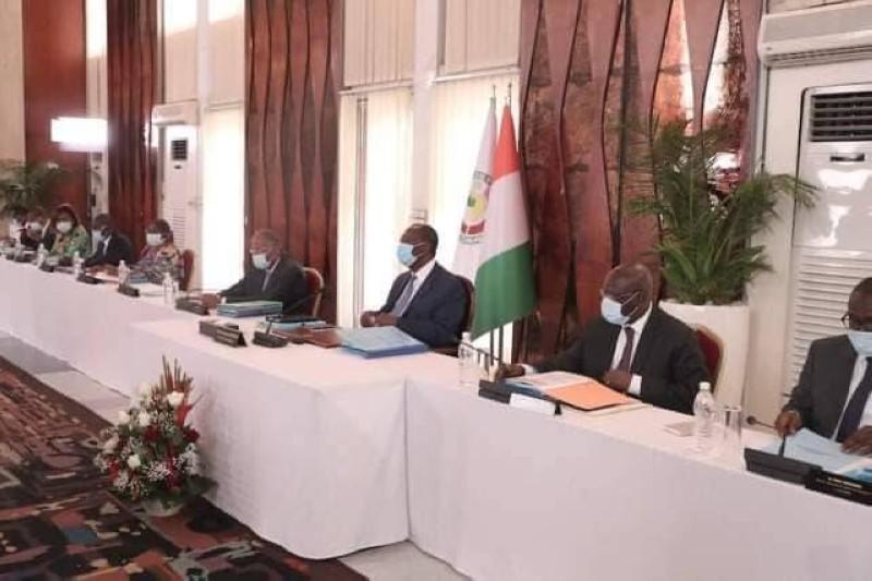 Le Conseil des ministres du 25 novembre 2020