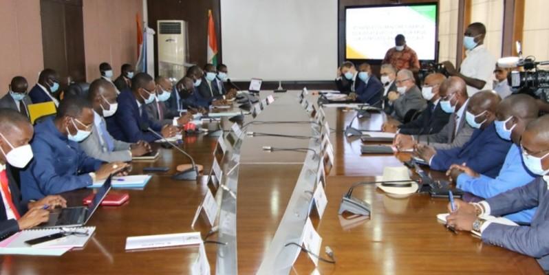 Le secteur privé a répondu présent à la réunion de clarification organisée par le gouvernement relativement à l'annexe fiscale 2021. (DR)