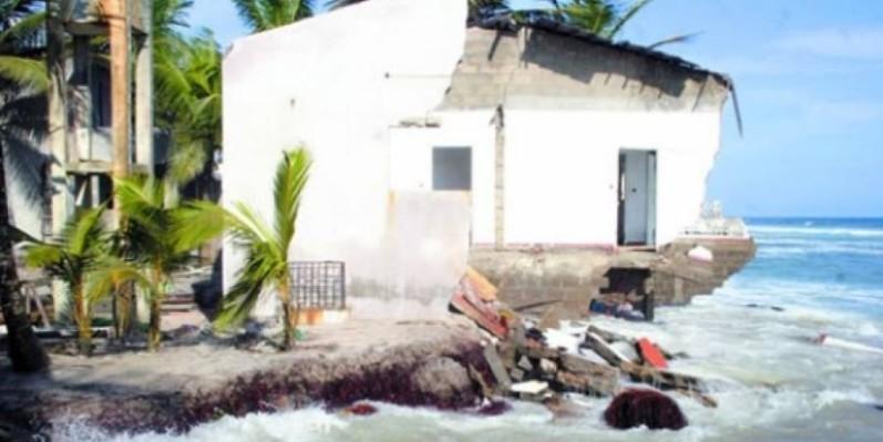 Des solutions recherchées pour freiner l'érosion côtière. (DR)