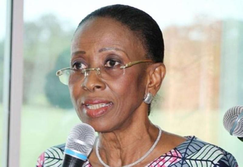Pr Ramata Ly-Bakayoko, ministre de la Femme, Famille et de l'Enfant. (DR)