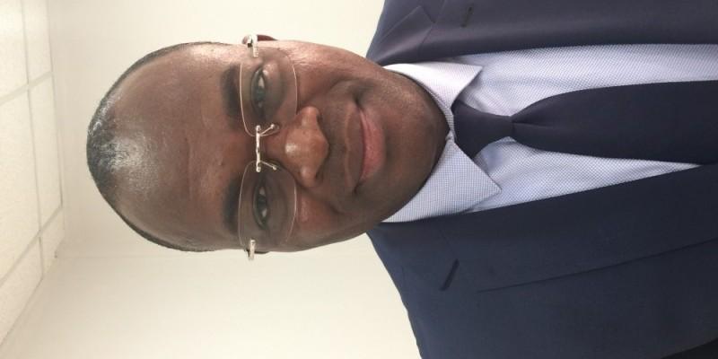 Diarassouba  Karim, nouveau directeur général de la Compagnie Commune de Réassurance des Etats Membres de la Conférence Interafricaine des Marchés d'Assurances (DR).