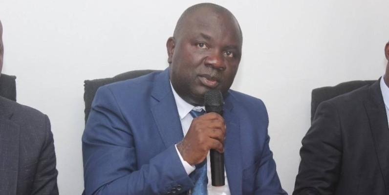 Amos Béonaho, président du comité des Awards. (DR)