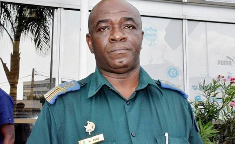 Colonel Koné Mamadou, président de la Soa. (Photo : DR)