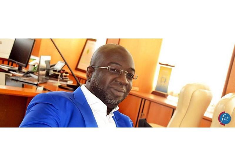 Issa Fadiga, Directeur général de la Banque populaire de Côte d'Ivoire