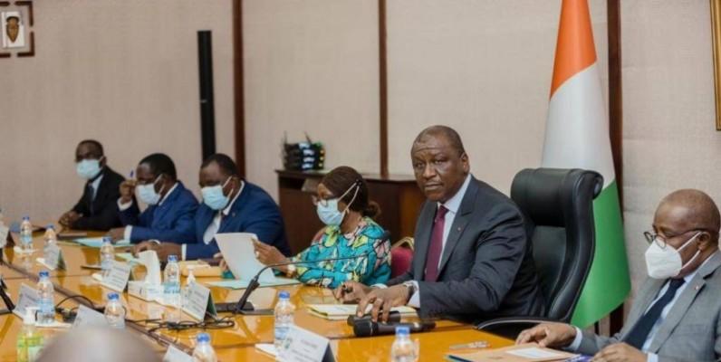 La rencontre a été présidée par le Premier ministre Hamed Bakayoko. (DR)
