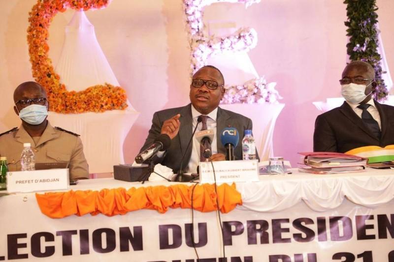 Le président de la Commission électorale indépendante a ouvert officiellement le séminaire qui prend fin vendredi. (Photos : DR)