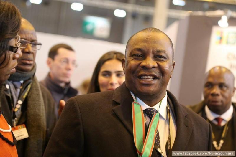 Le ministre Kouassi Adjoumani, porte-parole principal du RHDP