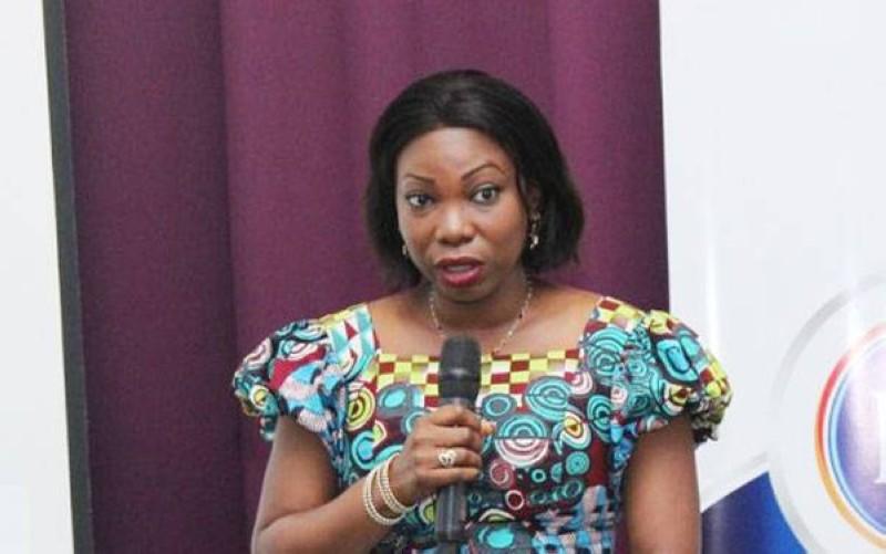 Manon Karamoko, Présidente directrice générale de Unilever-Côte d'Ivoire, a partagé sa riche expérience professionnelle au cours de l'afterwork organisé par Marie-Thérèse Boua et son équipe de Blamo'o. (Photo : DR)
