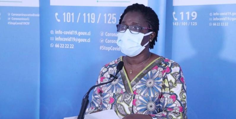 Dr Edith Clarisse Kouassy,