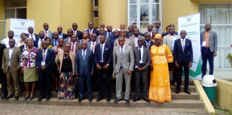 Ce séminaire a permis aux principaux responsables du ministère de l'Intégration africaine et des Ivoiriens de l'extérieur, de faire le bilan de leurs activités. (photo : Dr)