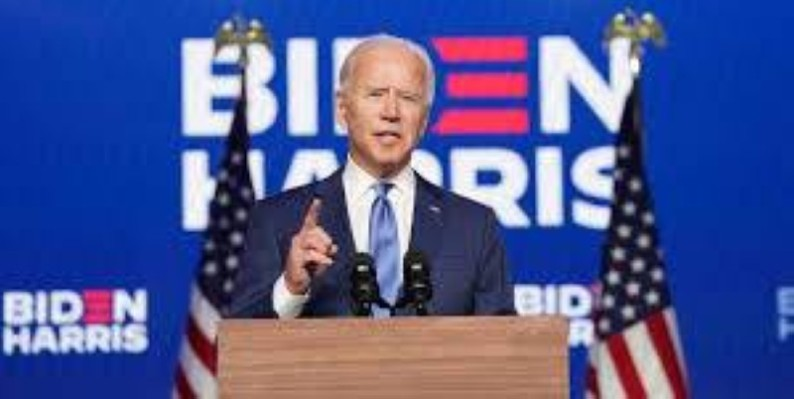 Le démocrate Joe Biden a été consacré en tant que président par les grands électeurs américains. / 12h45 / 1 min. / aujourd'hui à 12:45