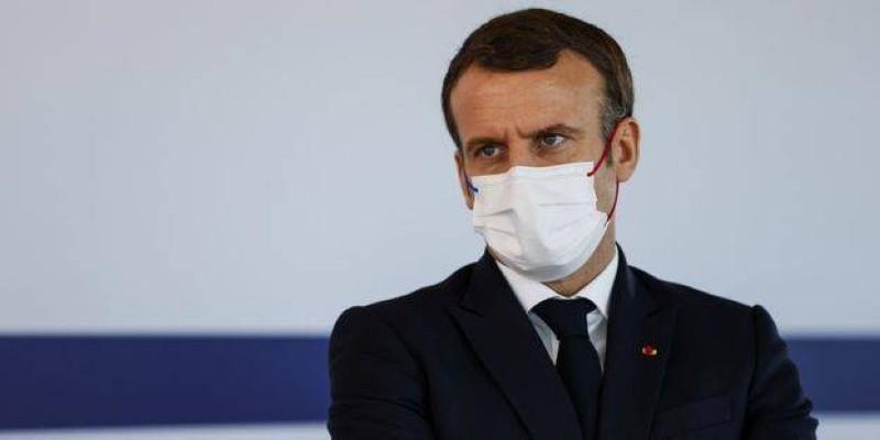 Le Président Macron s'isolera ainsi pour une période de sept jours, en raison du Coronavirus. (Dr)