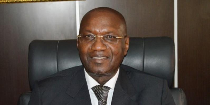 Pascal Abinan Kouakou, ministre de l'Emploi et de la Protection sociale. (photo : Dr)