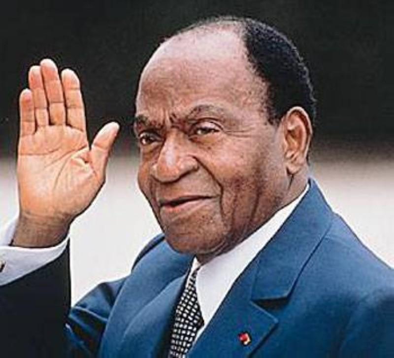 SEM Félix Houphouët-Boigny, père fondateur de la Côte d'Ivoire moderne. (Dr)