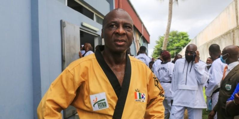 Me Bamba Cheick devrait profiter de cette ultime rencontre avec la base pour faire ses adieux. (Dr)