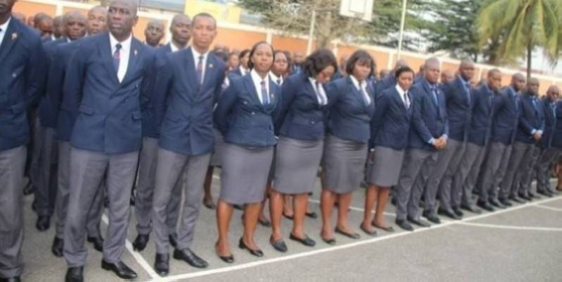 Une vue d'anciens élèves de l'Ena. (DR)