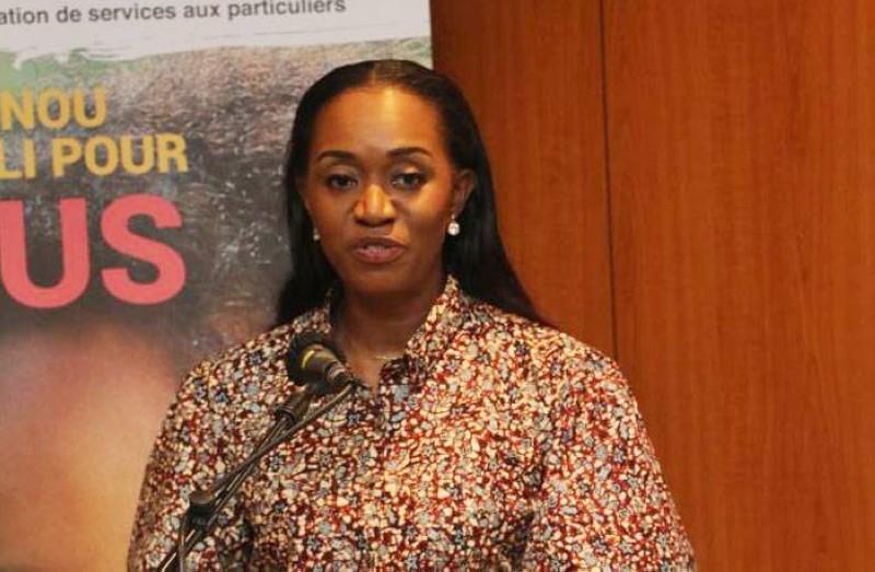 Pascale Kouamé, initiatrice du projet. (DR)
