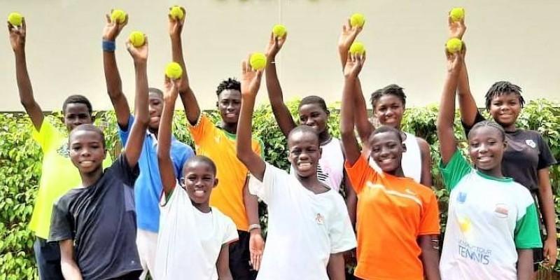 Les jeunes tennismen seront à l'honneur ce week-end, à l'Ivoire. (Dr)