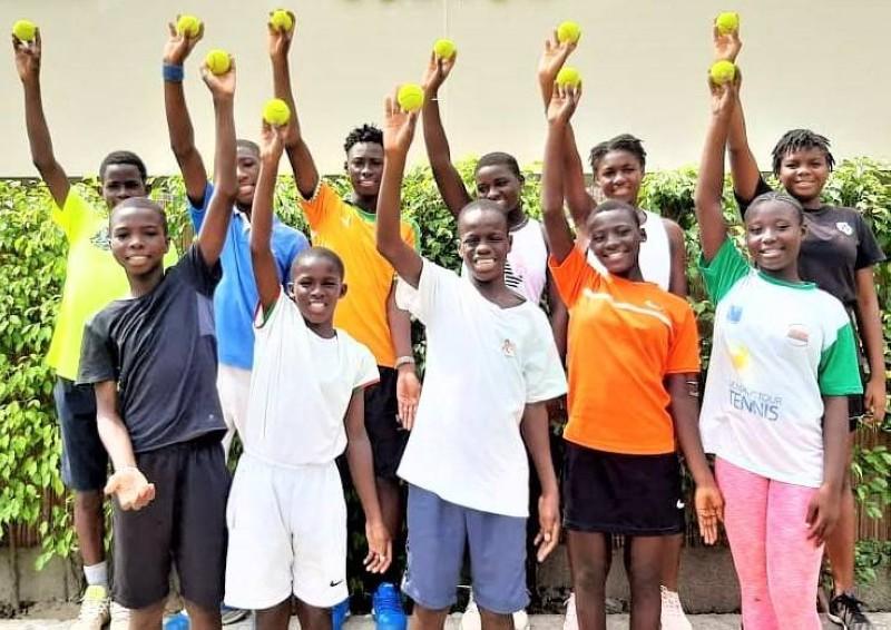 Les jeunes tennismen seront à l'honneur ce week-end, à l'Ivoire
