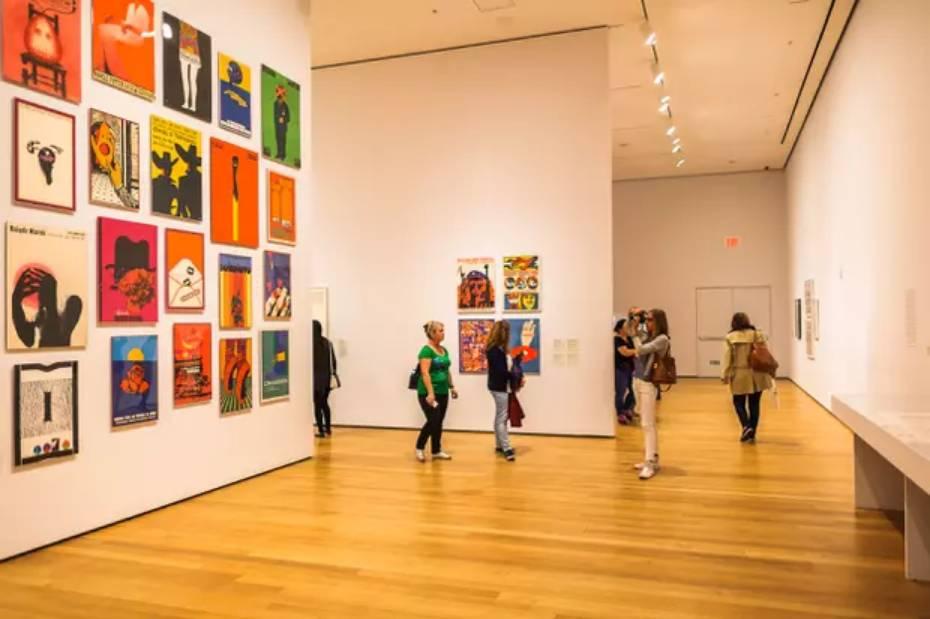 Musée d'art moderne et contemporain incontournable à New York, le Museum of Modern Art ou MoMA contient plus de 200 000 œuvres