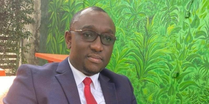 Souleymane Lende, cadre du Rhdp, candidat à la candidature aux législatives 2021. ( DR)