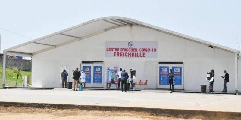 Un centre d'accueil à Treichville. (DR)