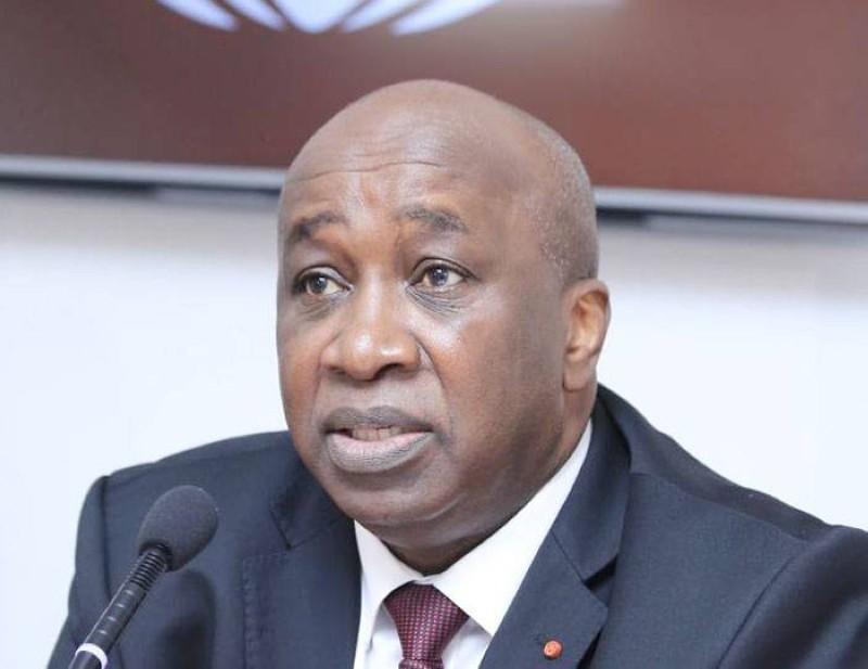 Ambassadeur Aly Touré, président de l'Organisation internationale du cacao (Icco). (Dr)