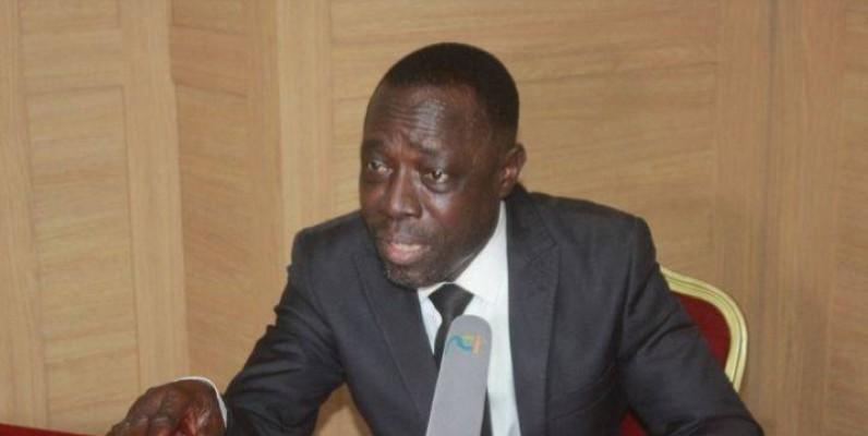 Mathais Kakou veut représenter le Rhdp dans la sous-préfecture de Hiré-Zégo.(DR)