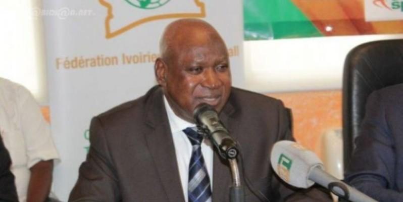 Omer Déhoulé, président de la Fif. (DR)