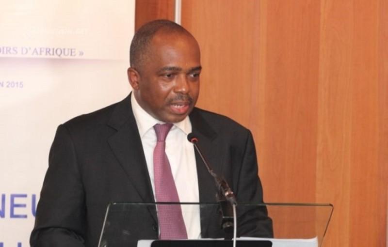 Jean Brizoua-Bi, président de la Commission de gouvernance de la Caf. (Dr)