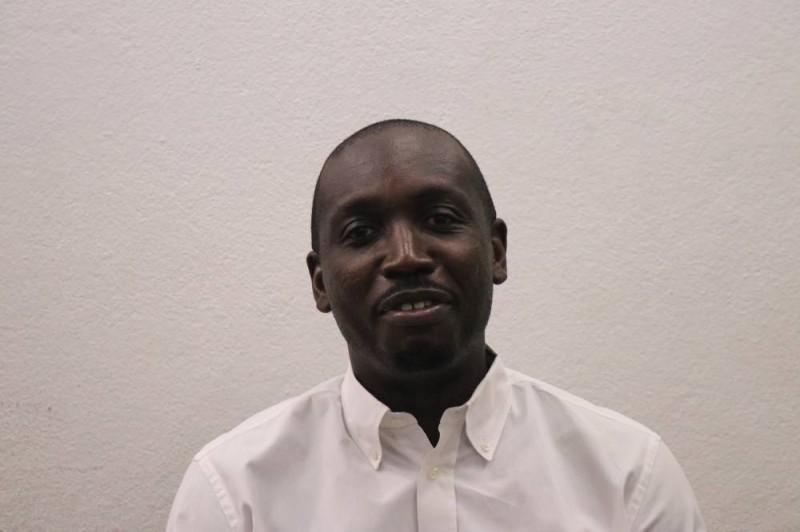 Dié Kakou Jacques, opérateur des radars pédagogiques. (DR)