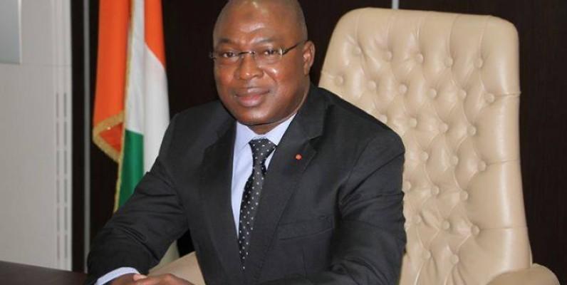 Le ministre de la fonction publique, le général Issa Coulibaly. (DR)