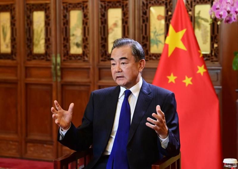 WANG Yi, Conseiller d'Etat et Ministre des Affaires Etrangères de Chine
