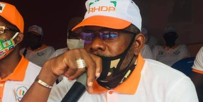 Moustapha Tiamiyu, le conférencier. (DR)