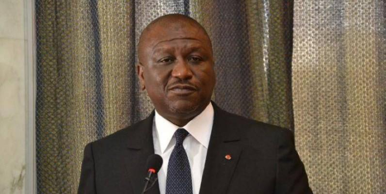 Le Premier ministre Hamed Bakayoko a présenté les condoléances du gouvernement aux familles endeuillées. (Dr)