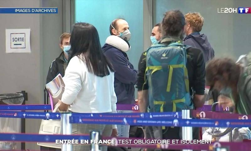 Le but est d'éviter que la souche variante du virus ne progresse rapidement dans la population française.