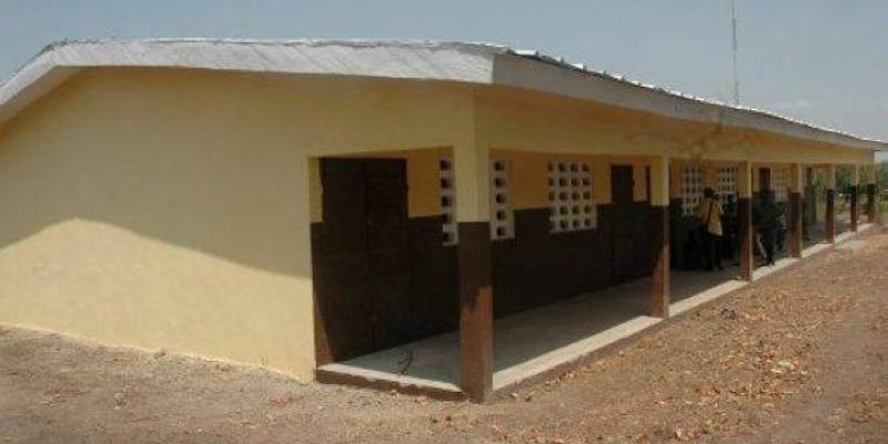 Une école primaire (DR)