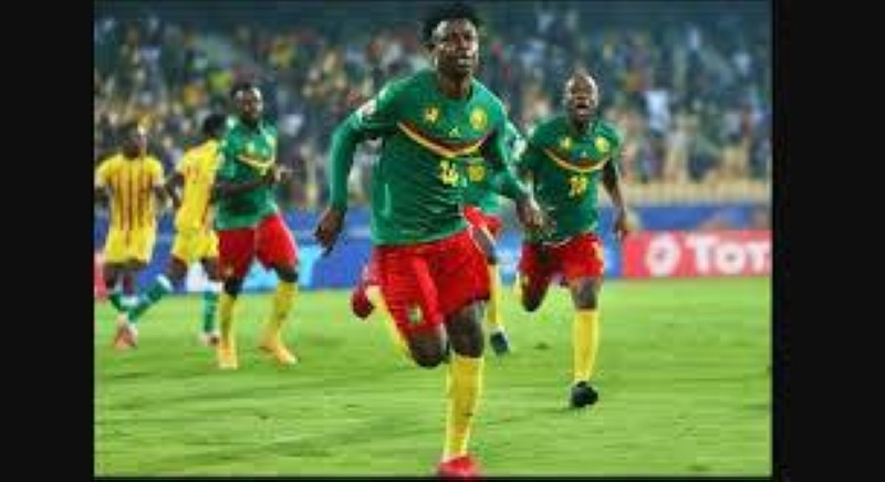 Le Camerounais Charles Banga a inscrit le premier but de la compétition.