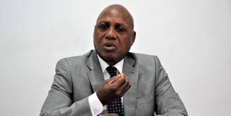 Le Professeur Ouraga Obou souhaite que le prix 2021 qui porte sur le thème majeur, «Contribution à la protection sanitaire en Côte d'Ivoire», soit meilleur que le prix 2020. (Dr)