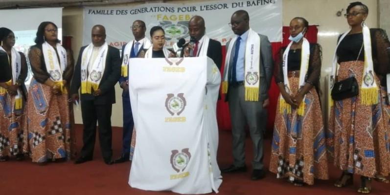 Les membres de la Fageb ont promis de mettre tout en œuvre pour valoriser leur région et offrir le meilleur à leurs populations. (DR)