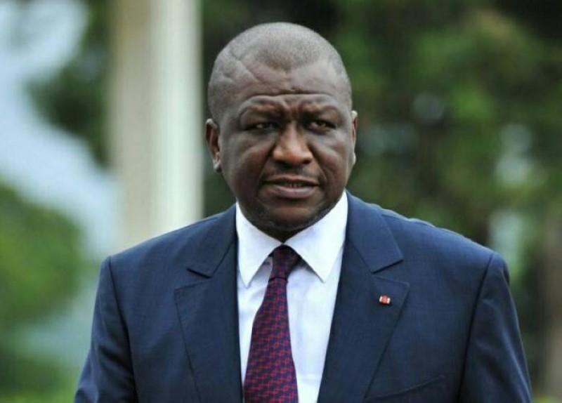 Le Premier ministre ivoirien Hamed Bakayoko. (DR)