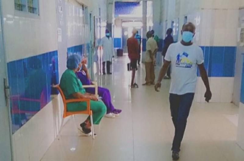 Le nombre de cas positifs augmente de jour en jour. (DR)