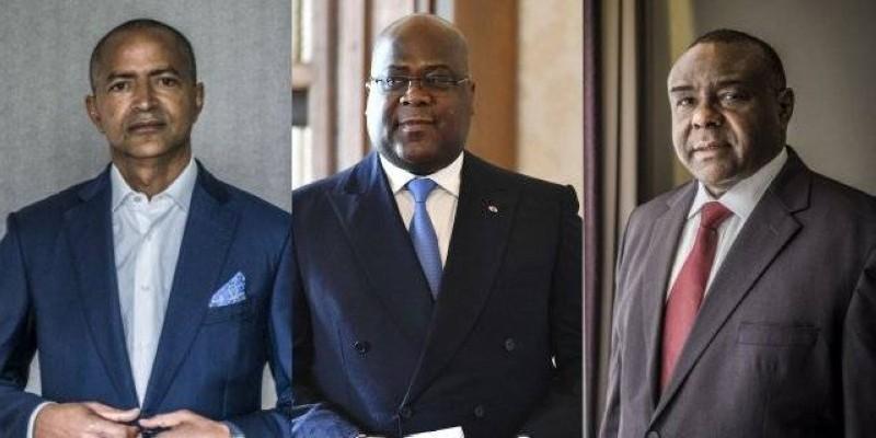Moïse Katumbi, par Félix Tshisekedi et Jean-Pierre Bemba en passe de trouver un arrangement pour l'union au Parlement.(DR)